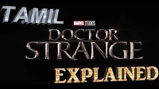 Marvel Cinematic Universe   Doctor Strange   Time Stone & Multi Universe   Explained in Tamil