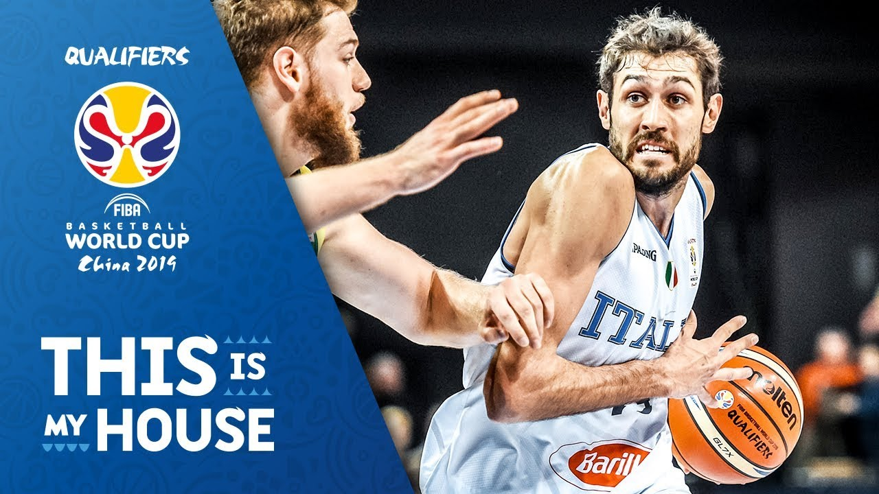 Italy's Best Plays of the FIBA Basketball World Cup 2019