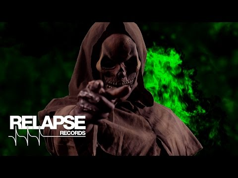"GRUESOME - ""Dimensions Of Horror"" (Official Music Video)"