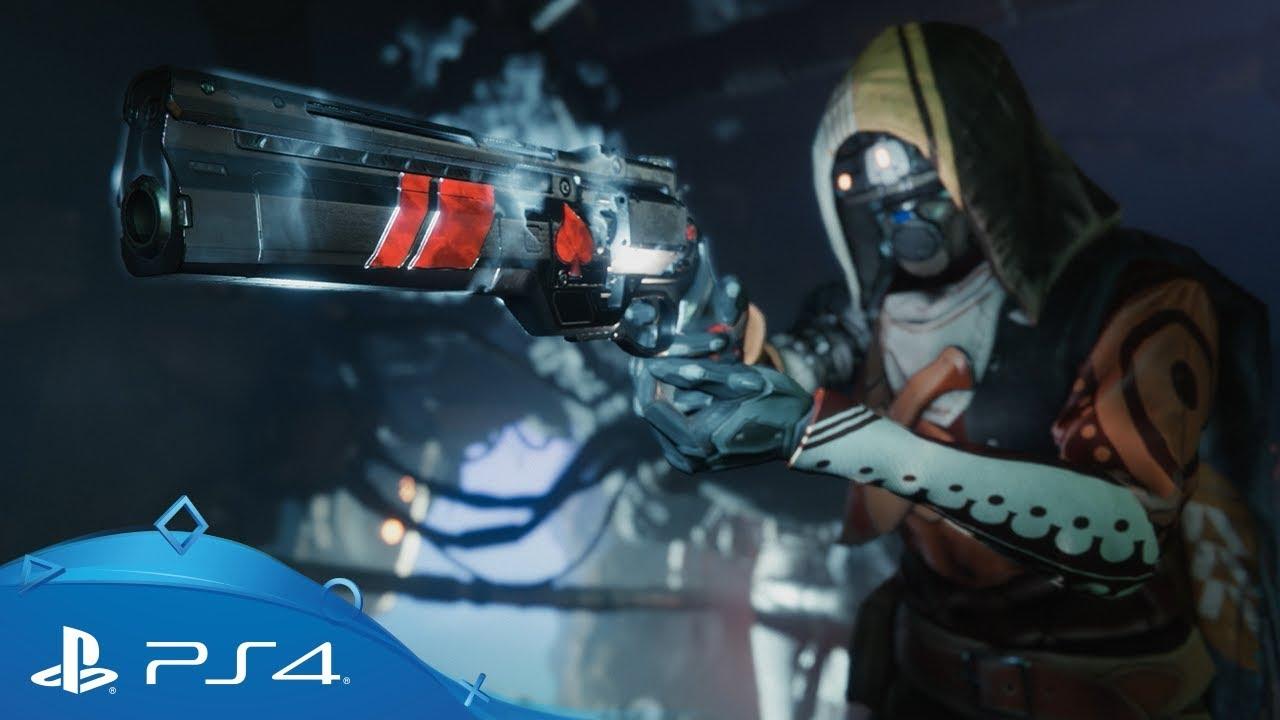 Destiny 2: Forsaken | Cayde's Exotic Stash | PS4