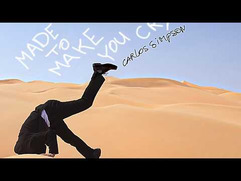 Carlos Simpson - Made To Make You Cry ( Audio ft. jellis )