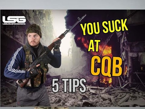 5 Tips For CQB Domination - Airsoft