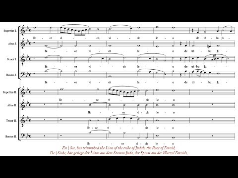 Philips | Ecce, vicit leo [á 8; The Monteverdi Choir]