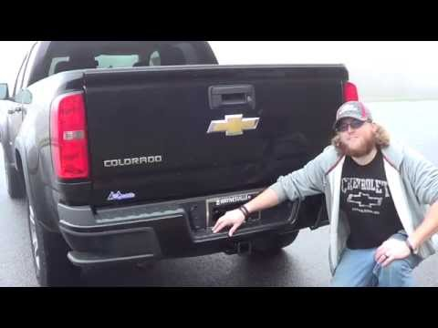 2017 Chevy Colorado Payload And Towing Capabilities
