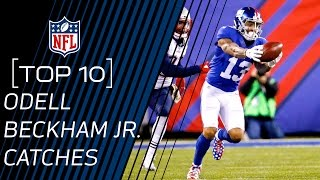 Top 10 Odell Beckham Jr. Career Catches..so far | NFL