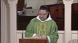 Daily Catholic Mass - 2016-10-16 - Fr. Anthony