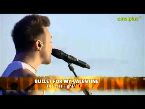 The Last Fight - Bullet For My Valentine -Rock Am Ring 2013 HD + acoustic