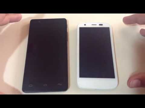 BQ Aquaris E5 FHD vs Motorola Moto G LTE