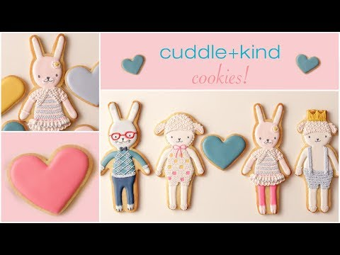 cuddle+kind Cookie Tutorial and GIVEAWAY!