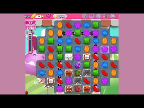Candy crush saga level 1543 doovi - 1600 candy crush ...