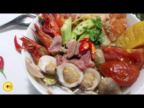 Cách làm lẩu Thái hải sản chua cay | Lẩu hải sản | Cooky TV