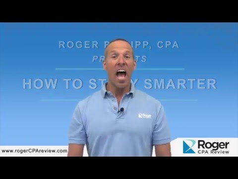 CPA Exam Tip: How to Study Smarter