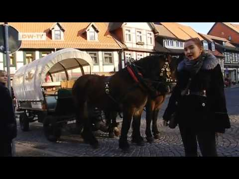 Wernigerode - Vacationing with a Tourist from Russia