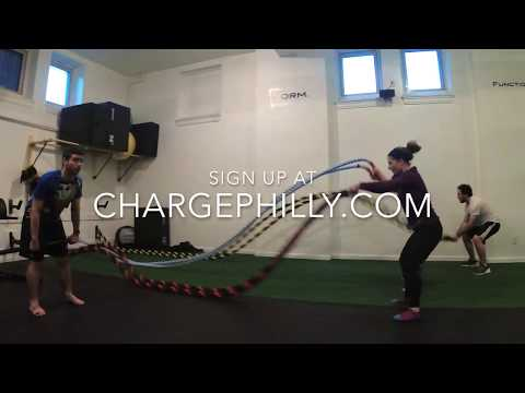 GroupTraining Classes at CHARGE Performance and Wellness