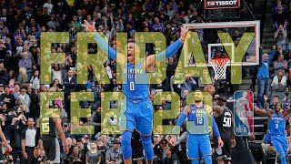 NBA Daily Show: Feb. 23 - The Starters