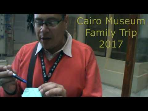 Guided Tour Of Cairo Museum 2017