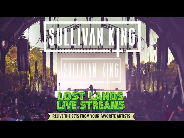 Sullivan King Live @ Lost Lands 2017