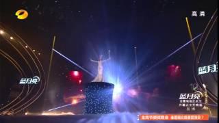 Nữ thần Kim Ưng Triệu Lệ Dĩnh phá kim cương, xuất hiện thanh lịch