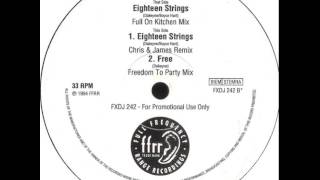 Tinman - Eighteen Strings (Full On Kitchen Mix)