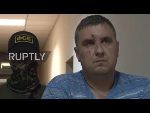 Russia: FSB unveils foiled Crimea terror attack plot