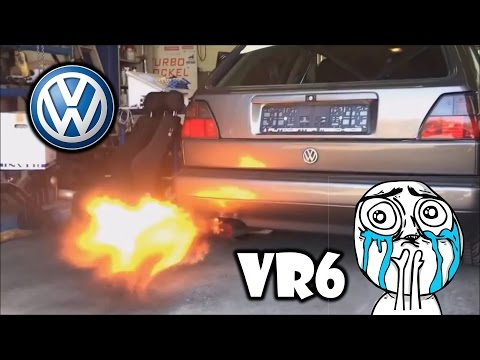 Ultimate Volkswagen VR6 Sound Compilation