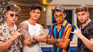 Baixar PULSADINHA - Felipe Original, Irmãos Berti & DJ Davi Kneip - BREGA FUNK (Clipe Oficial)
