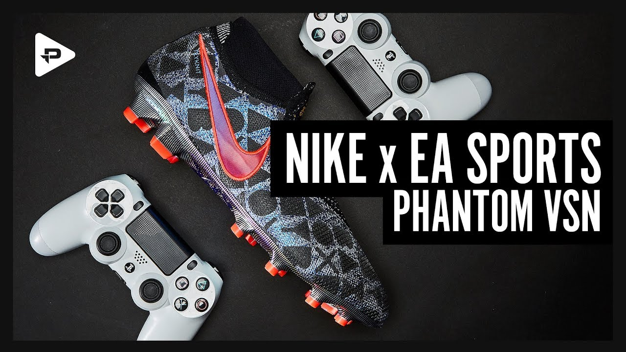 new styles 56a4a 8c65d CLOSER LOOK | Nike Phantom VSN x EA Sports Limited Edition
