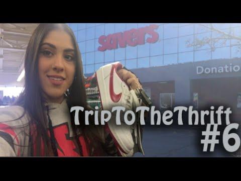 Jordan 1's for $30! | Shopping at Plato's & Savers | TTTT#6
