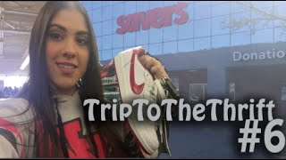 Jordan 1's for $30! | Shopping at Plato's & Savers | TTTT#6