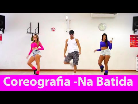 Anitta -Na Batida ,Coreografia (Oficial)