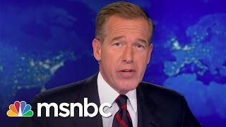 Brian Williams Apologizes, Recants Iraq Story | msnbc