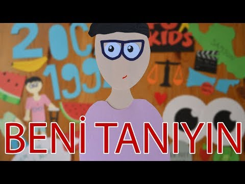 BENİ TANIYIN! (Stop Motion) - 1. YIL ÖZEL
