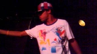 Batalha de Rap (Planet Rap) - RZ x Maré 15/03/2012