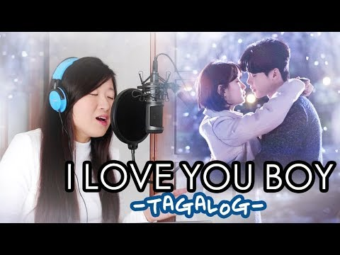 [TAGALOG] I LOVE YOU BOY-SUZY (While You Were Sleeping 당신이 잠든 사이에 OST)by Marianne Topacio