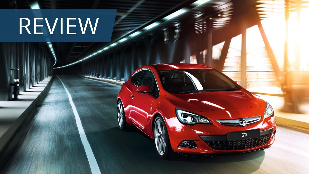 Vauxhall Astra GTC 2016 Review - YouTube