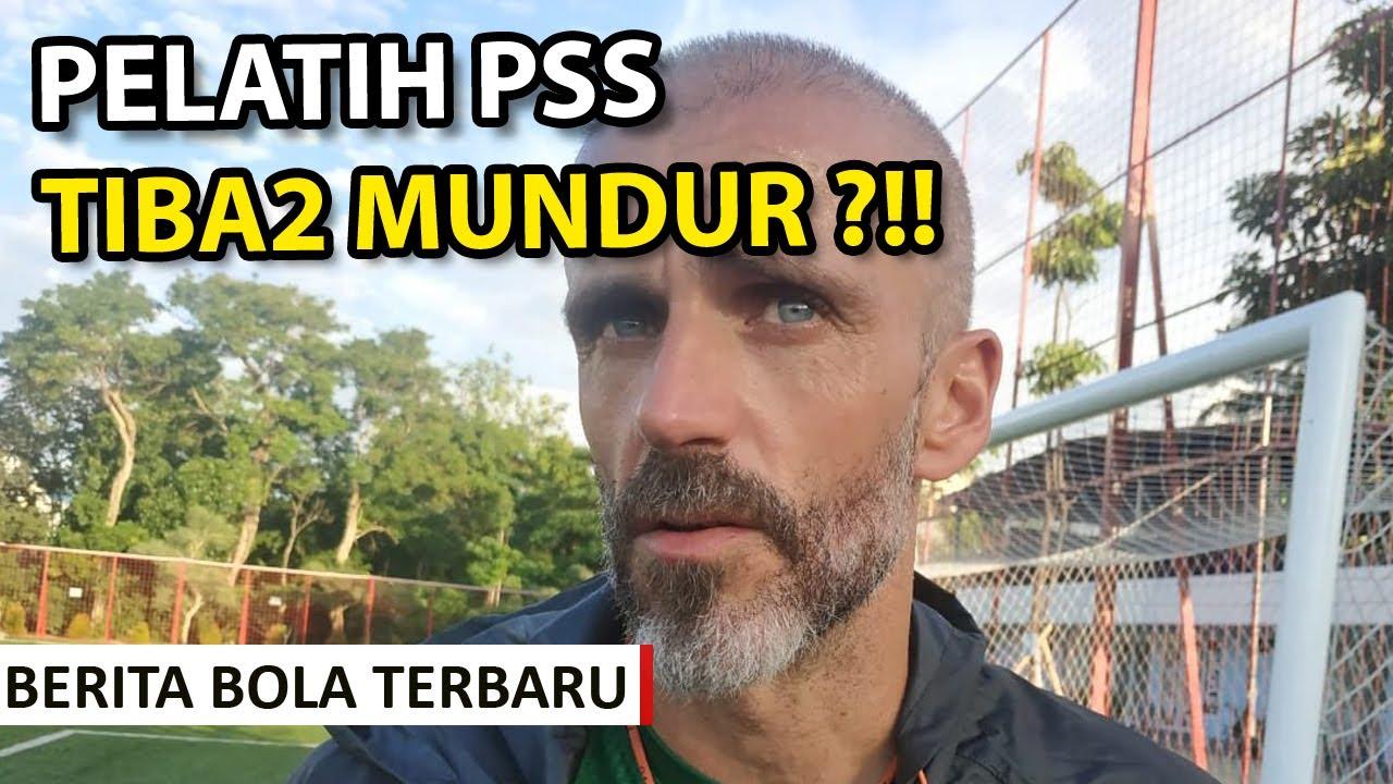 F F  B Pelatih Pss Sleman Tiba Tiba Mundur  E A Bd Situs Judi Sponsor Tira