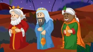 ♪♪♪ Przybieżeli do Betlejem Pasterze - Koleda Dla dzieci