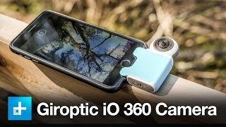 Giroptic IO 360 Camera for Facebook Live – Hands On Review