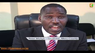 Meru County Government Unveils Cabinet