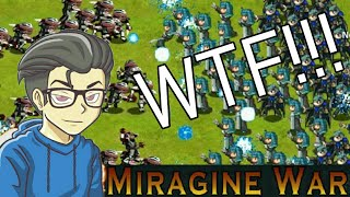 EMPIEZA LA GUERRA😃!|Miragine War|Brodex:3