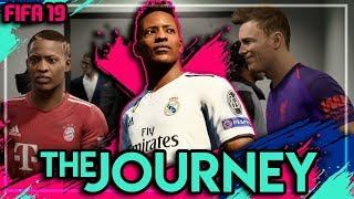ALEX HUNTER vs. DANNY WILLIAMS !! 😱🔥 | FIFA 19: THE JOURNEY 3 CHAMPIONS | Deutsch Part 2