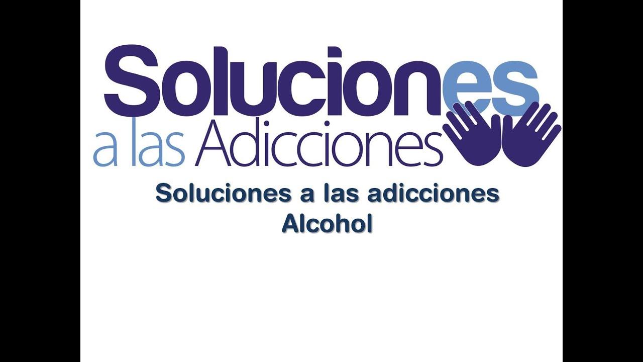 Soluciones A Las Adicciones Alcohol