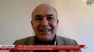 Yeni Zelanda: Cami saldırılarının düşündürdükleri Konuk: Prof. Murat Erdoğan