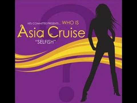 Asia Cruise - Selfish