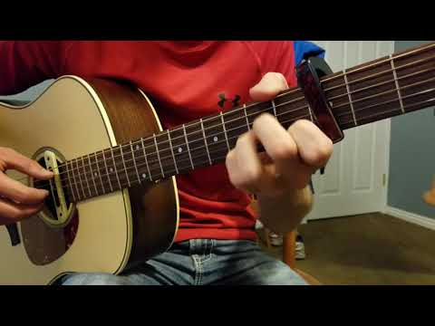 Guitar Tutorial - Mat Kearney -
