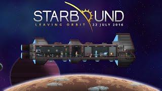 Starbound:Empezando una nueva vida en un planeta desconocido #4 #BuenosGamers