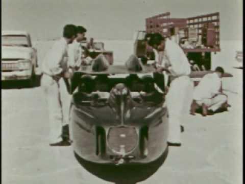 Mickey Thompson: Fastest Man on Wheels