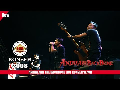 ANDRA AND THE BACKBONE | MENGGEBUK PENONTON' (LIVE KONSER SLAWI 2008)