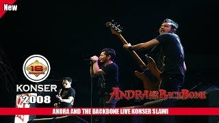 Gambar cover ANDRA AND THE BACKBONE   MENGGEBUK PENONTON' (LIVE KONSER SLAWI 2008)