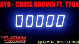 (PH KARAOKE) Ayo - Chris Brown ft. Tyga